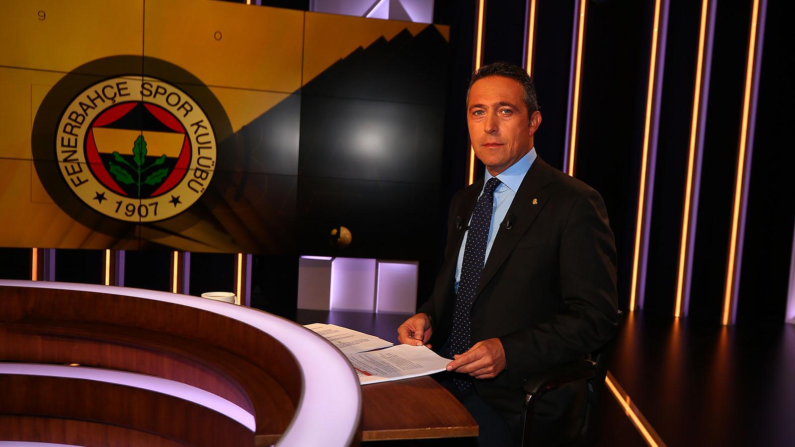 Başkanımız Ali Koç, beIN SPORTS'un konuğu oldu ve gündeme ilişkin açıklamalarda bulundu