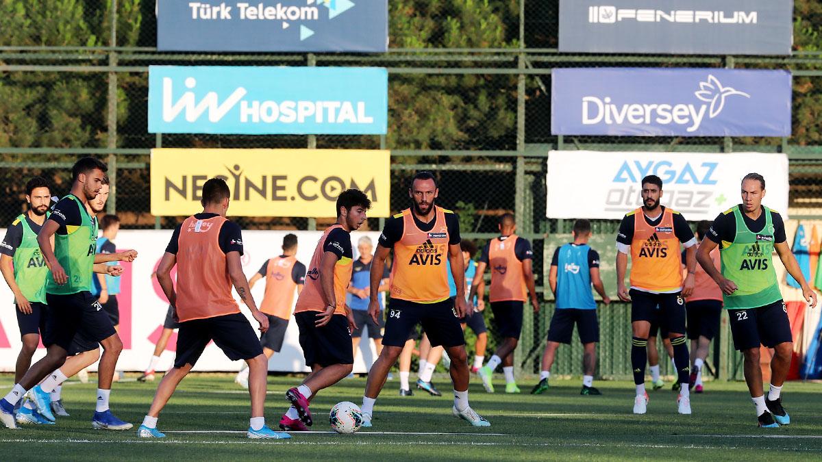 Gazişehir Gaziantep maçı hazırlıkları başladı