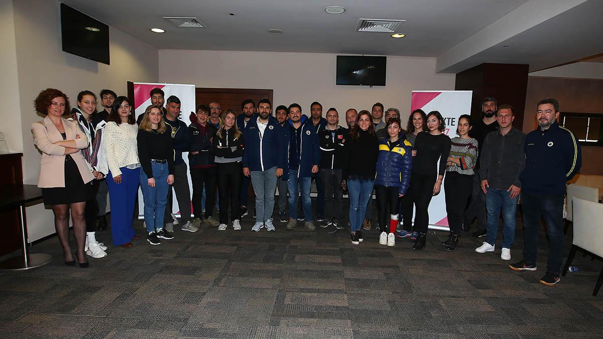 Olimpik branş antrenörlerimize toplumsal cinsiyet eşitliği semineri verildi