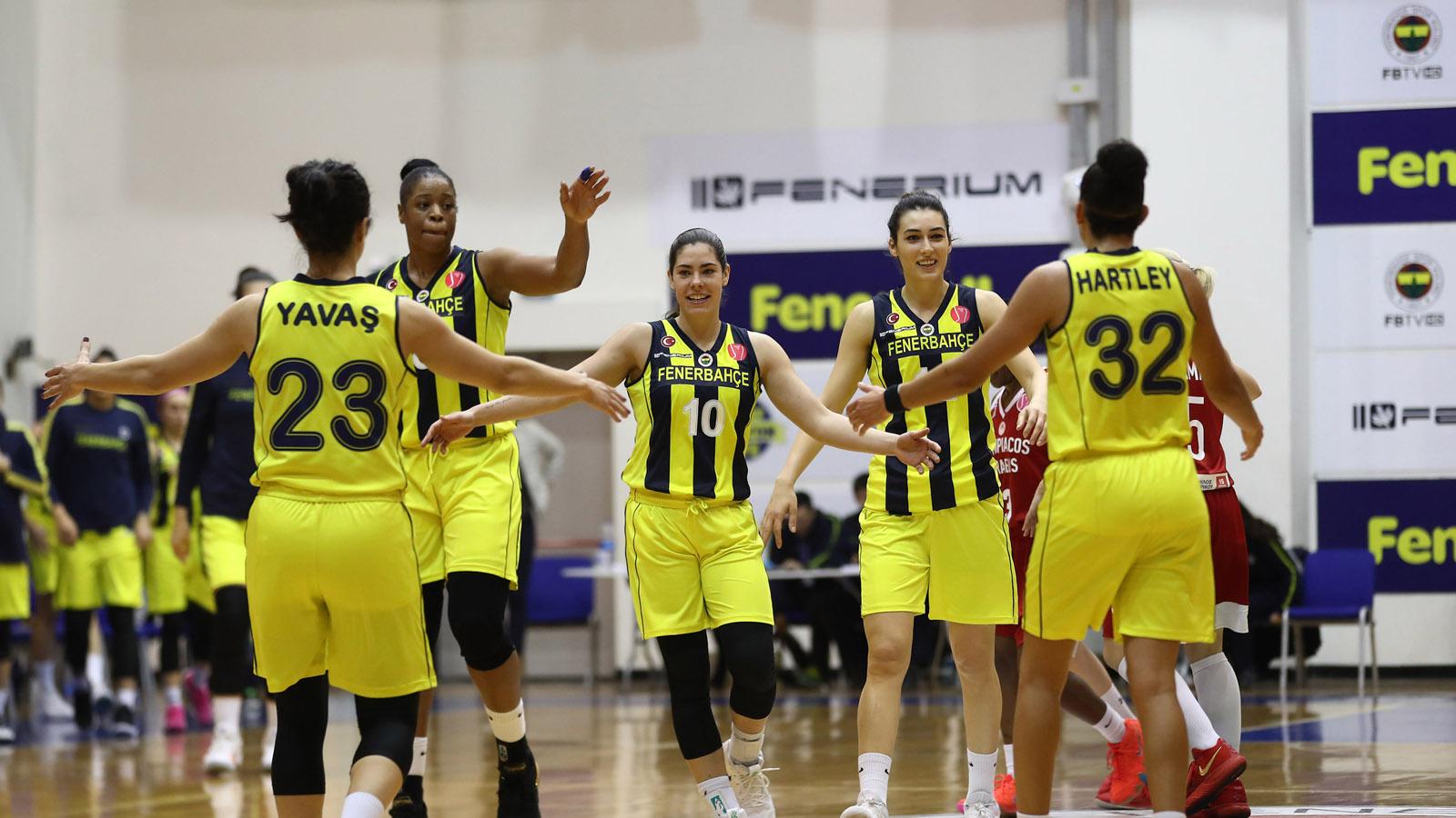 OGM Ormanspor 73-90 Fenerbahçe