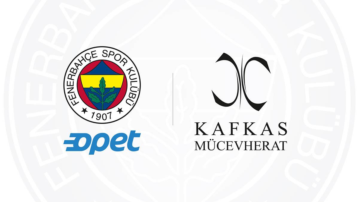 Ailemize Hoş Geldin Kafkas Mücevherat! Fenerbahçe Opet Kadın Voleybol Takımımızın Yeni Sponsoru Kafkas Oldu