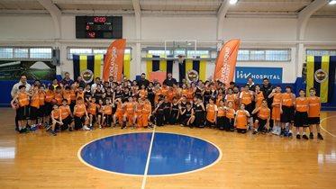 EuroLeague Academy Okul Turnuvası başladı