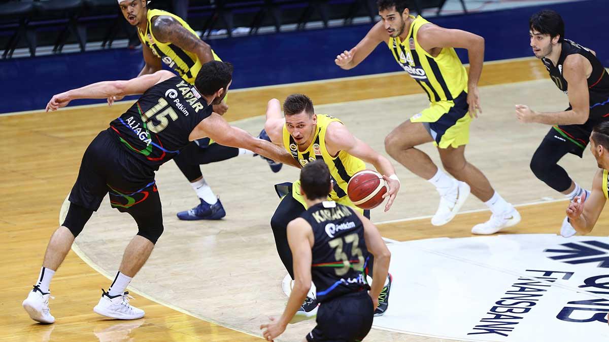Fenerbahçe Beko 93-70 Aliağa Petkim Spor