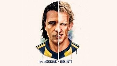 Van Hooijdonk - Dirk Kuyt