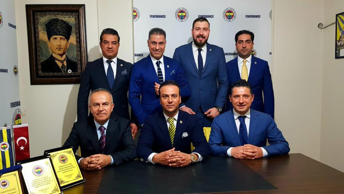 Adana Fenerbahçeliler Derneği genel kurulunu yaptı