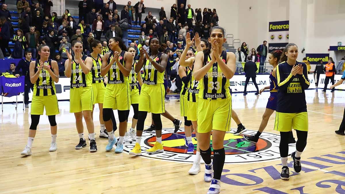 Fenerbahçe Öznur Kablo 74-58 BLMA