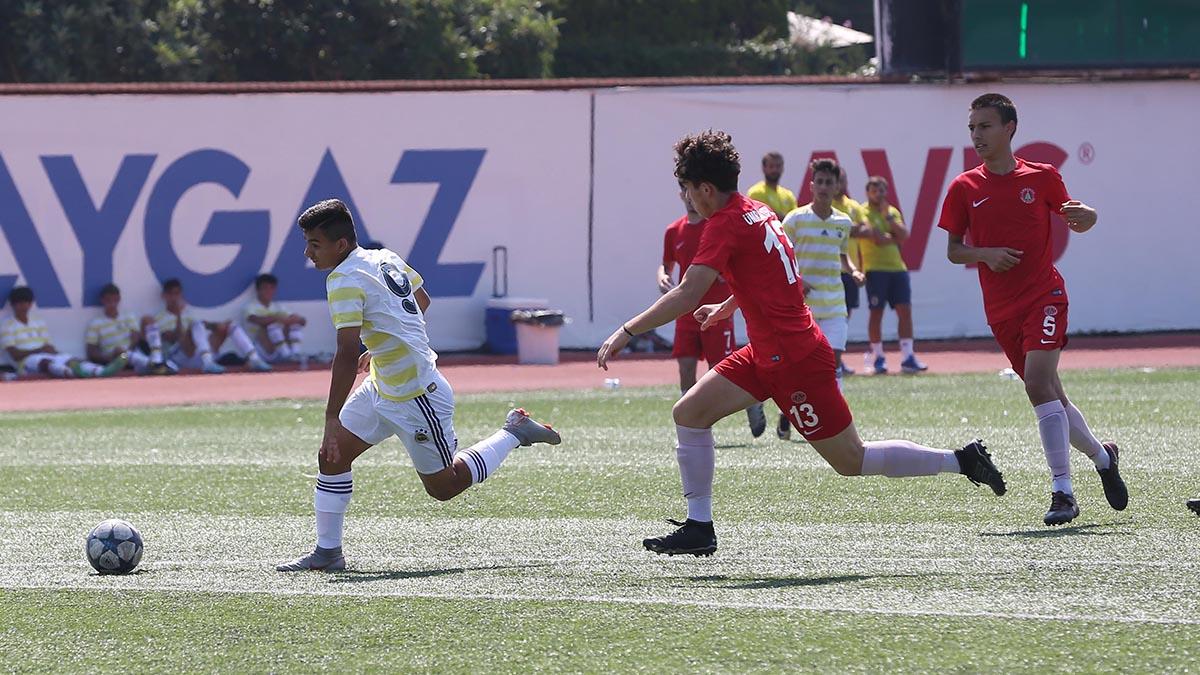 Fenerbahçe 4-1 Ümraniyespor (U17 Hazırlık Maçı)