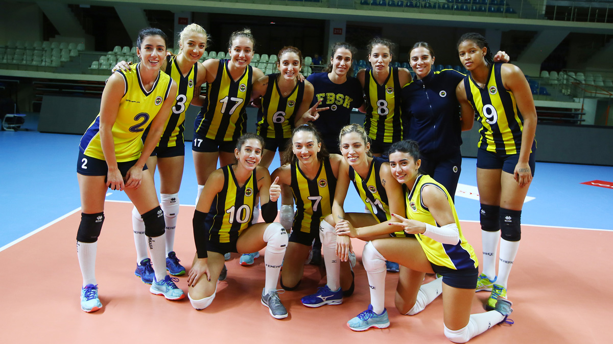 Fenerbahçe 3-1 Türk Hava Yolları (Hazırlık Maçı)