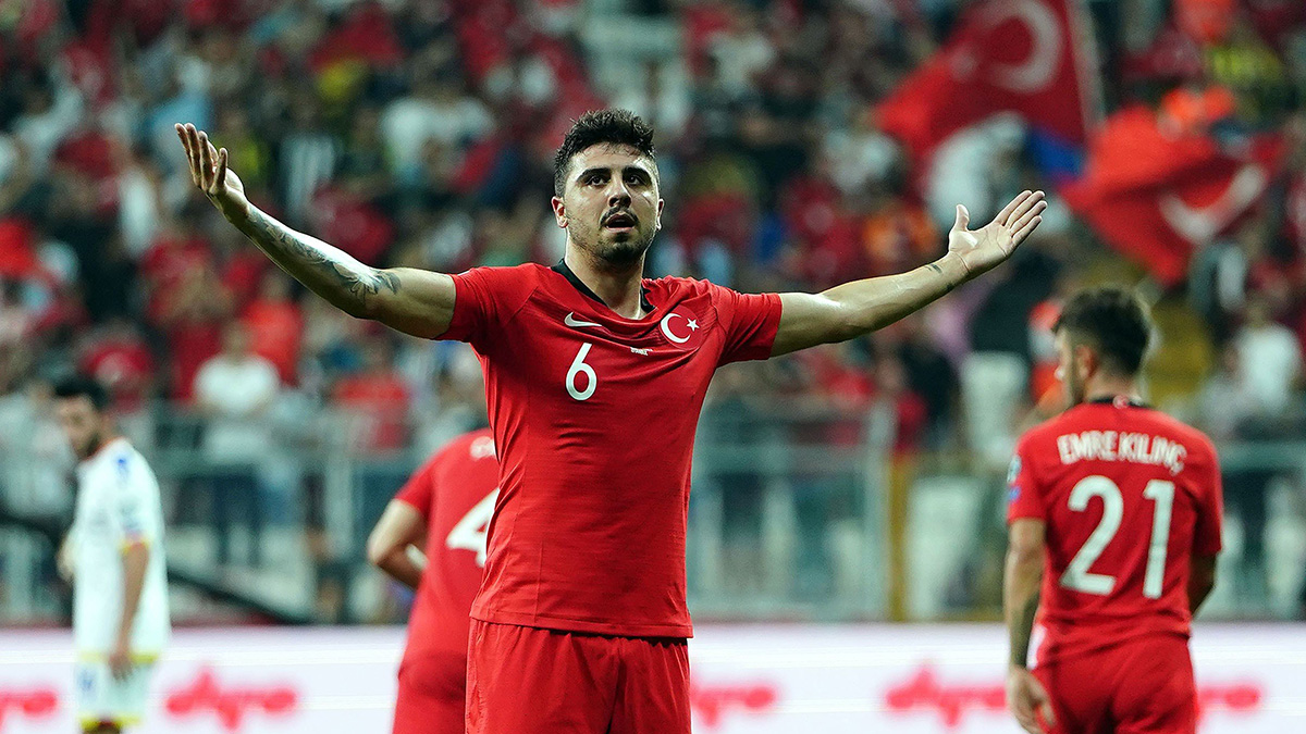 Turkey beat Andorra with Ozan Tufan's goal