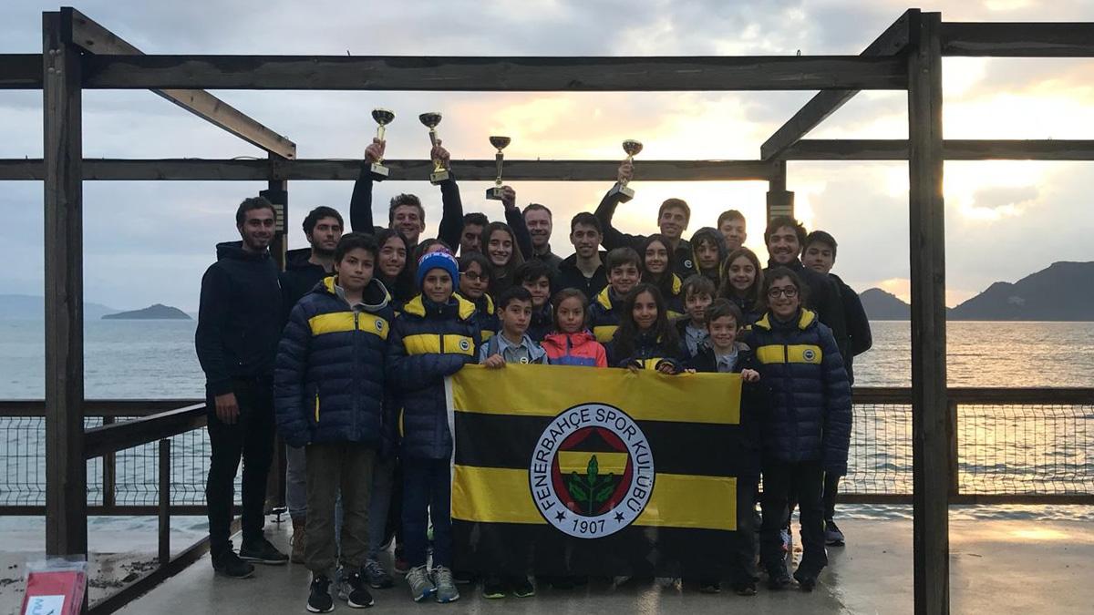 Yelkende TYF Kış Kupası sona erdi
