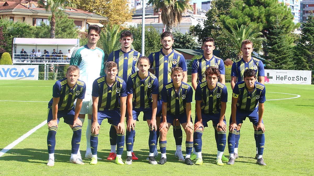 Fenerbahçe 0-2 Ankaragücü (U19 Ligi)