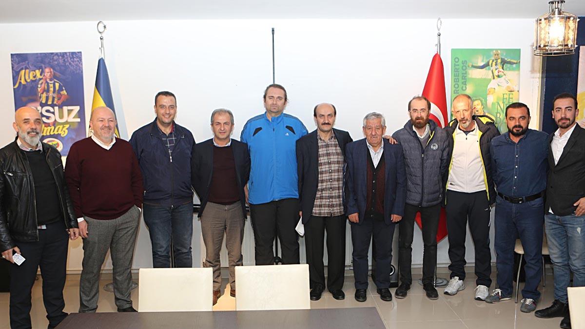 Çorum Fenerbahçeliler Derneği'nden organ bağışına destek