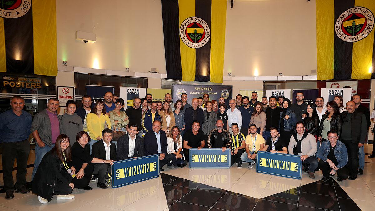 Fenerbahçe Ailesi Cem Yılmaz'da buluştu