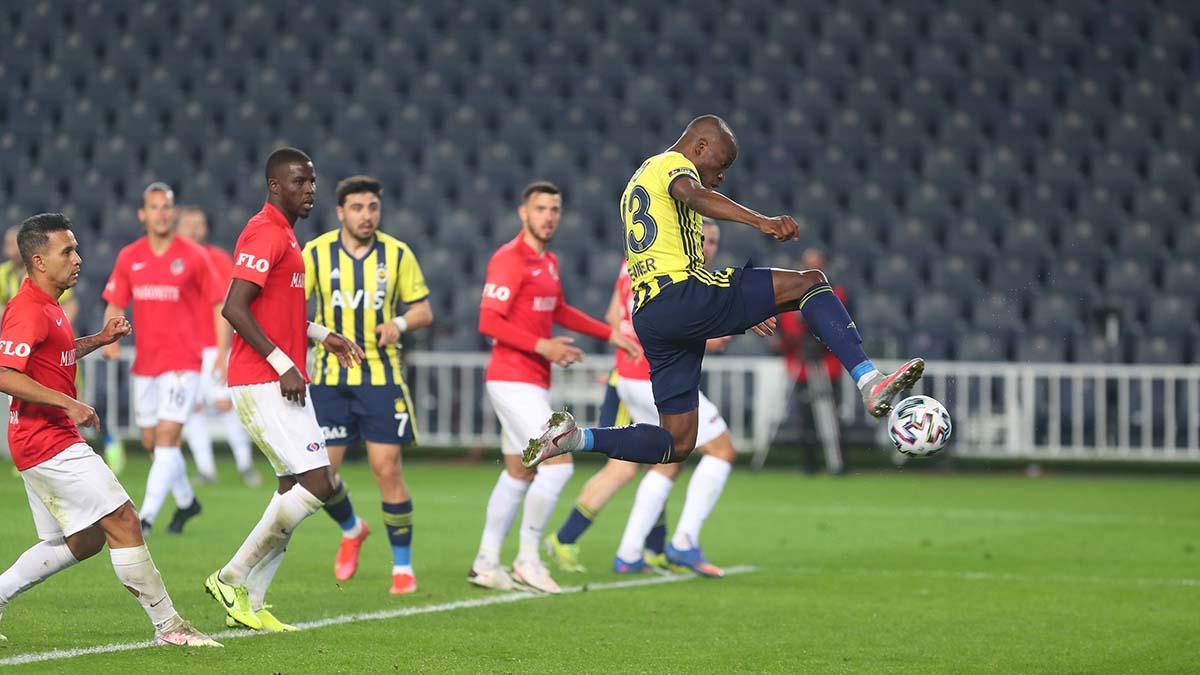 Fenerbahçe 3-1 Gaziantep Futbol Kulübü