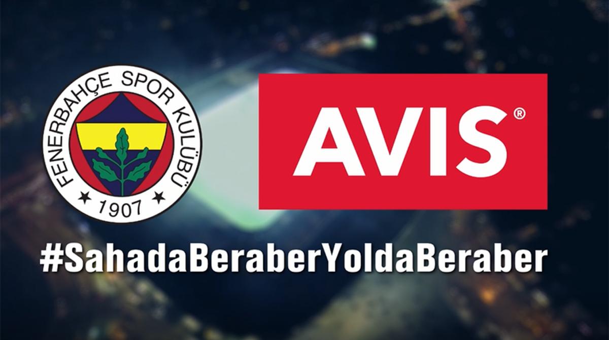 Forma Göğüs Sponsorumuz AVIS'ten Taraftarımıza Özel Kampanya