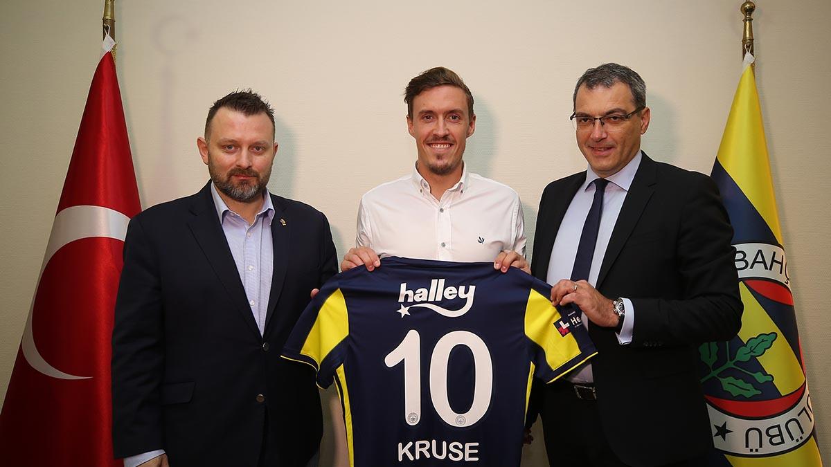 Max Kruse Fenerbahçe'de