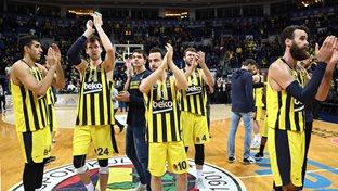 Playoff serisi Kaunas'a taşınıyor
