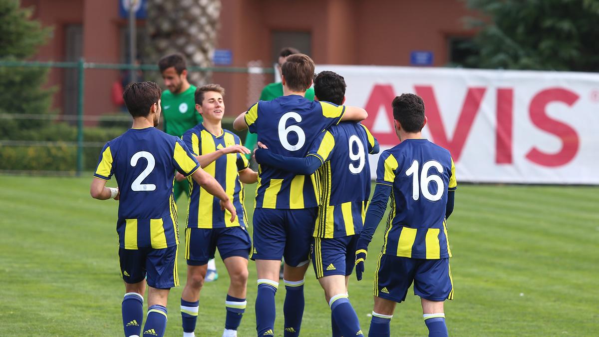 Fenerbahçe 4-1 Çaykur Rizespor (U21)