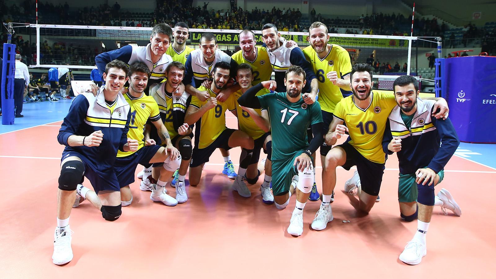 Arhavi Belediyesi 1-3 Fenerbahçe