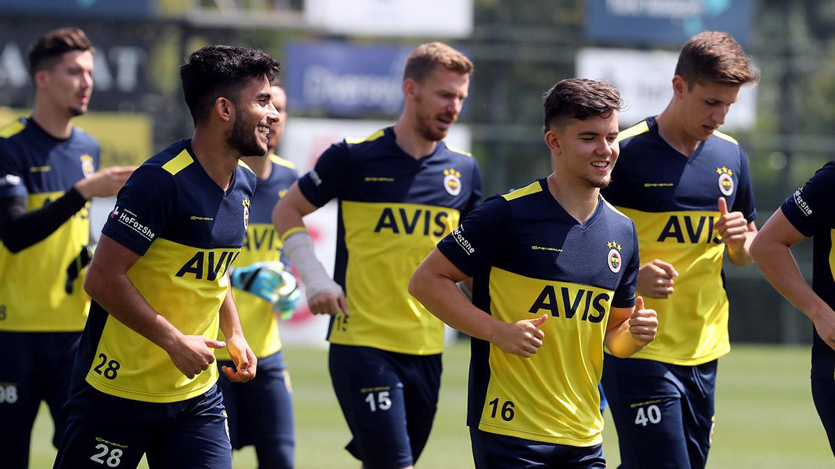 Başakşehir maçı hazırlıkları başladı