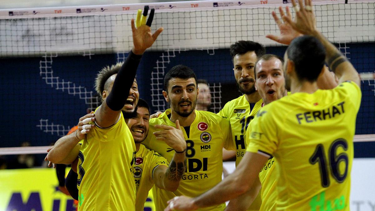 İnegöl Belediye 2-3 Fenerbahçe HDI Sigorta