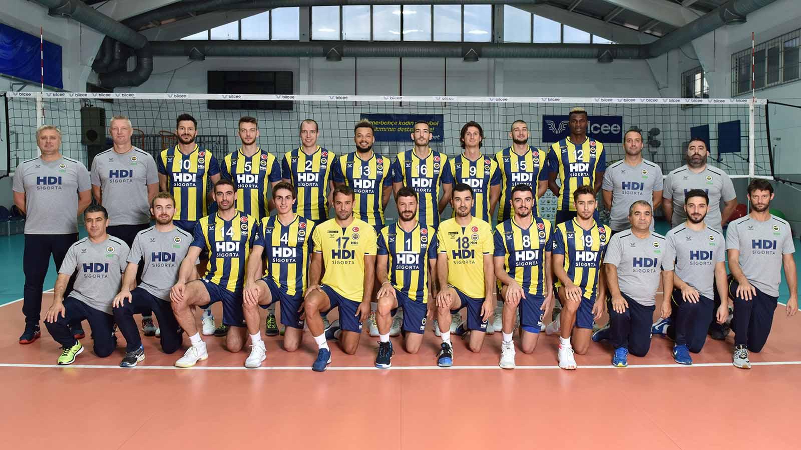 Fenerbahçe HDI Sigorta, Trentino Itas'ı konuk ediyor