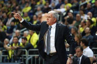 Zeljko Obradovic: Aynı seviyede oynamaya devam etmeliyiz