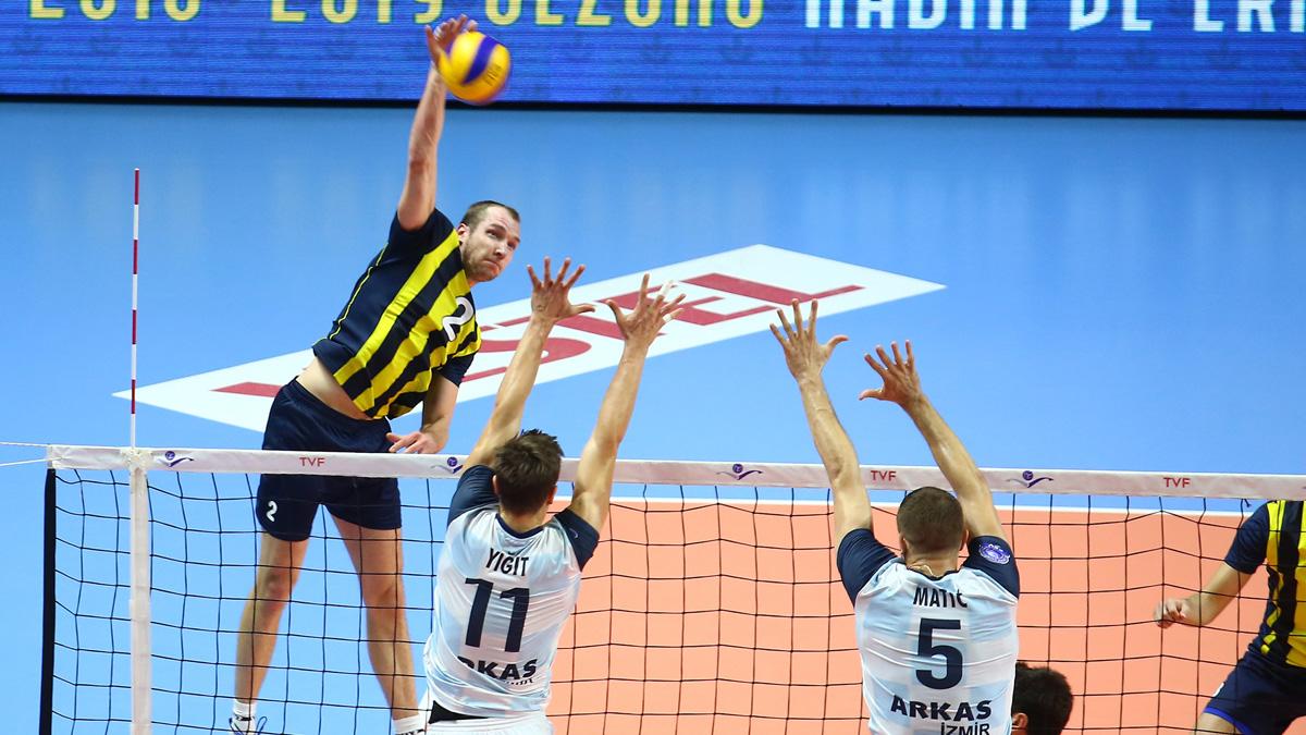 Fenerbahçe 0-3 Arkas Spor