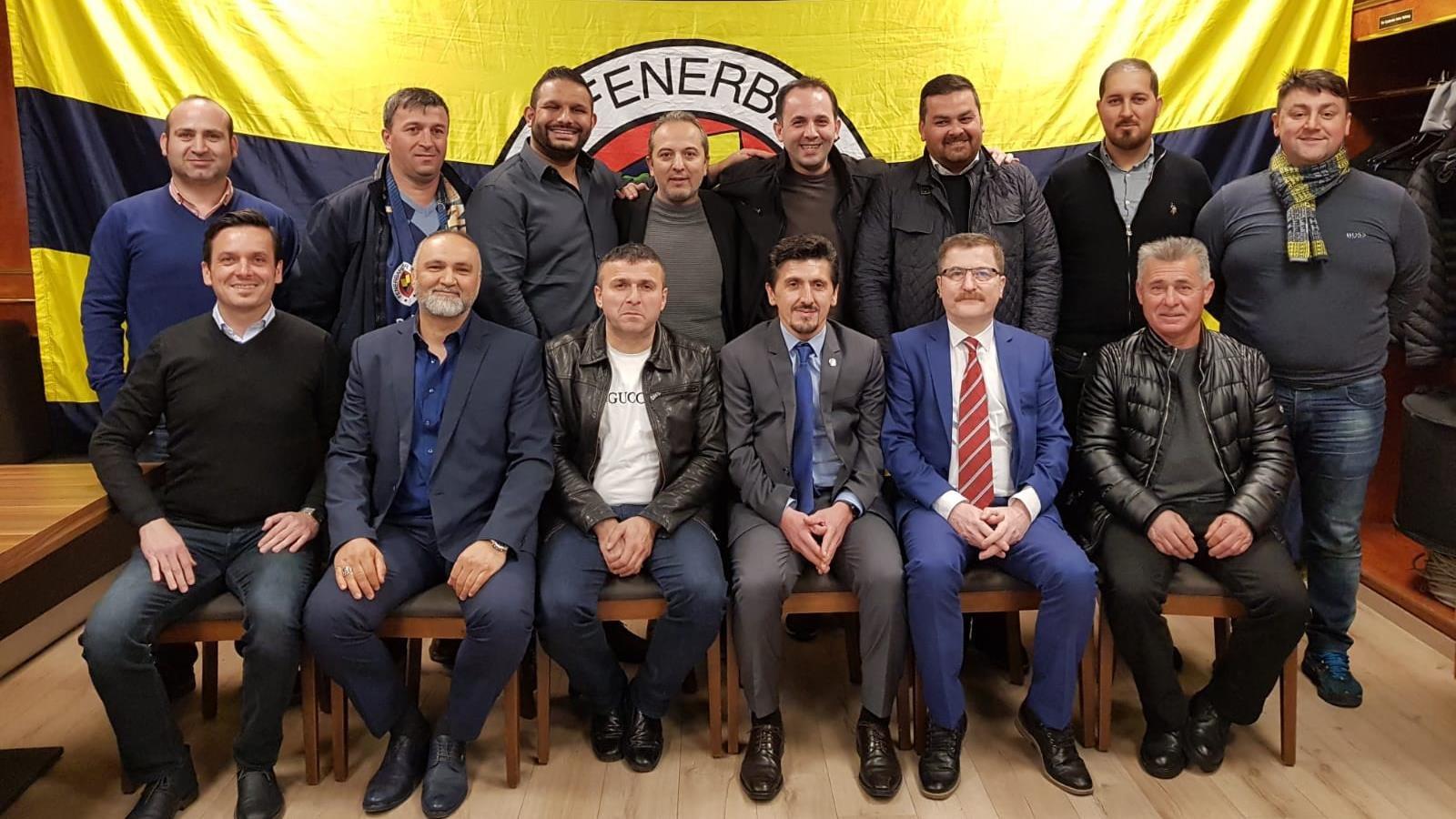 Gelsenkirchen Derneğimiz Olağan Genel Kurulu'nu yaptı