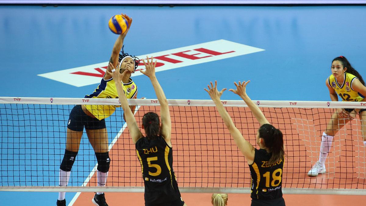 Vakıfbank 3-1 Fenerbahçe Opet