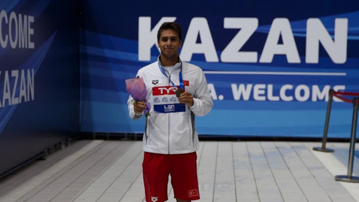Avrupa Gençler Yüzme Şampiyonası'nı madalyalarla tamamladık