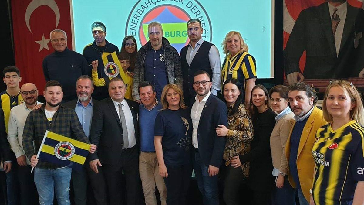 Hamburg Fenerbahçeliler Derneği'nden kahvaltı organizasyonu