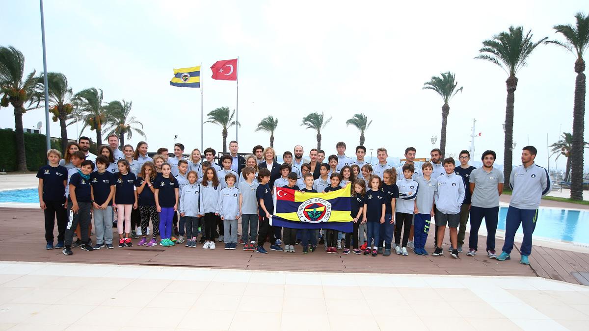 Fenerbahçe Doğuş Yelken Kupası ödül töreni ile sona erdi