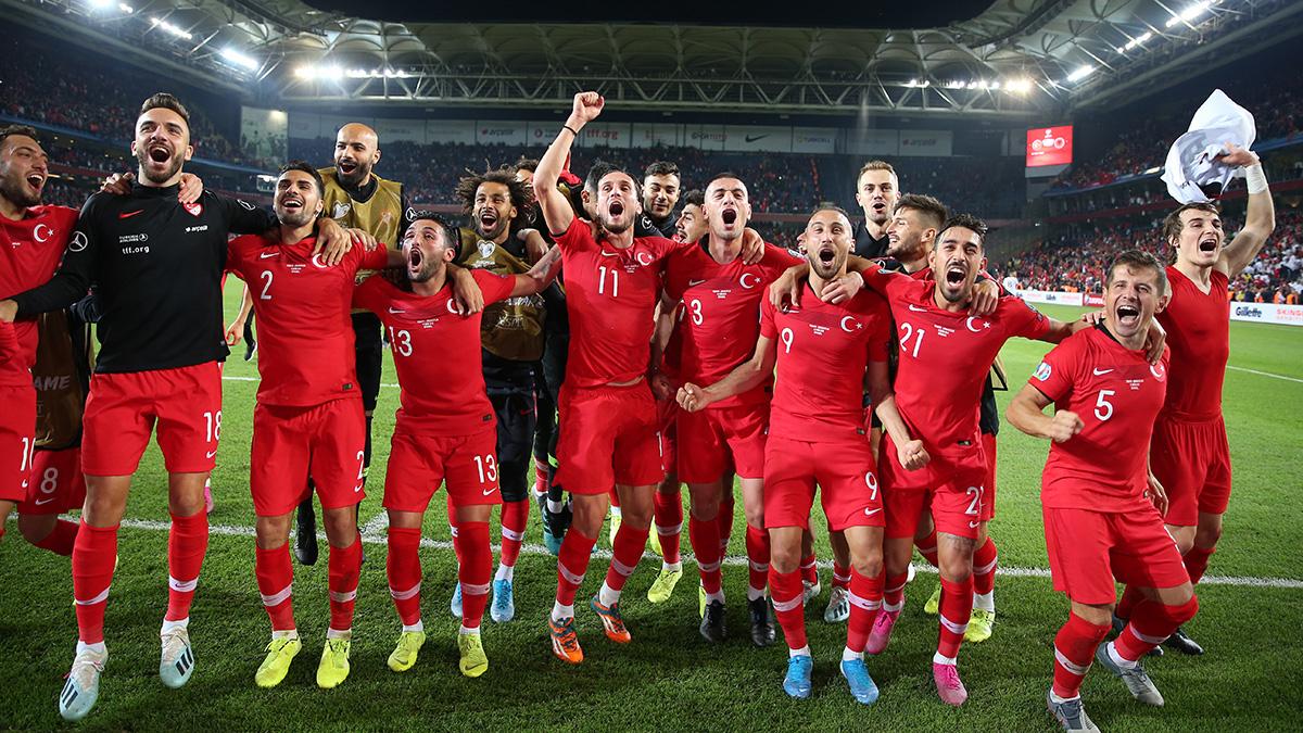 Türkiye 1-0 Arnavutluk