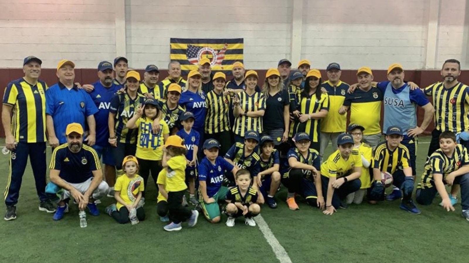 FB USA Derneğimizden Futbol Şenliği