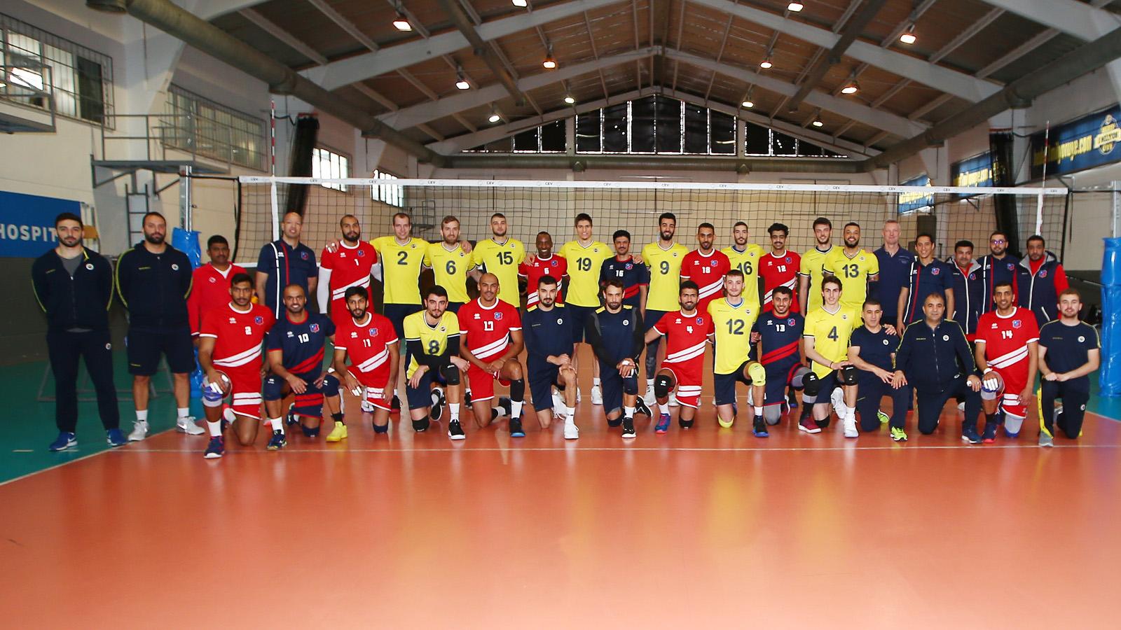 Fenerbahçe 4-0 Kuveyt SC (Hazırlık Maçı)