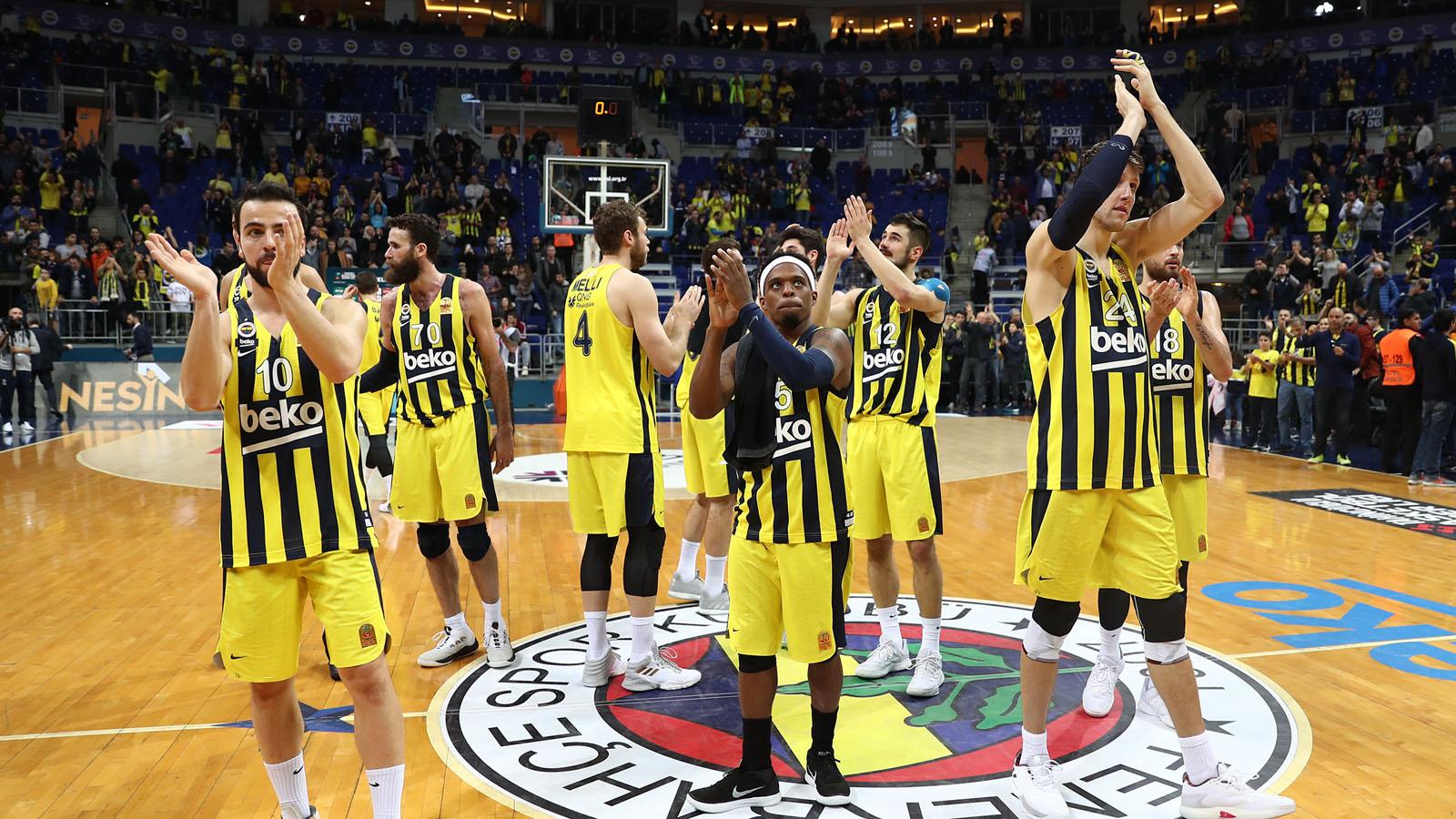 ÜST ÜSTE 5. KEZ FINAL FOUR'DAYIZ! (Maç Özeti: Zalgiris Kaunas - Fenerbahçe Beko)