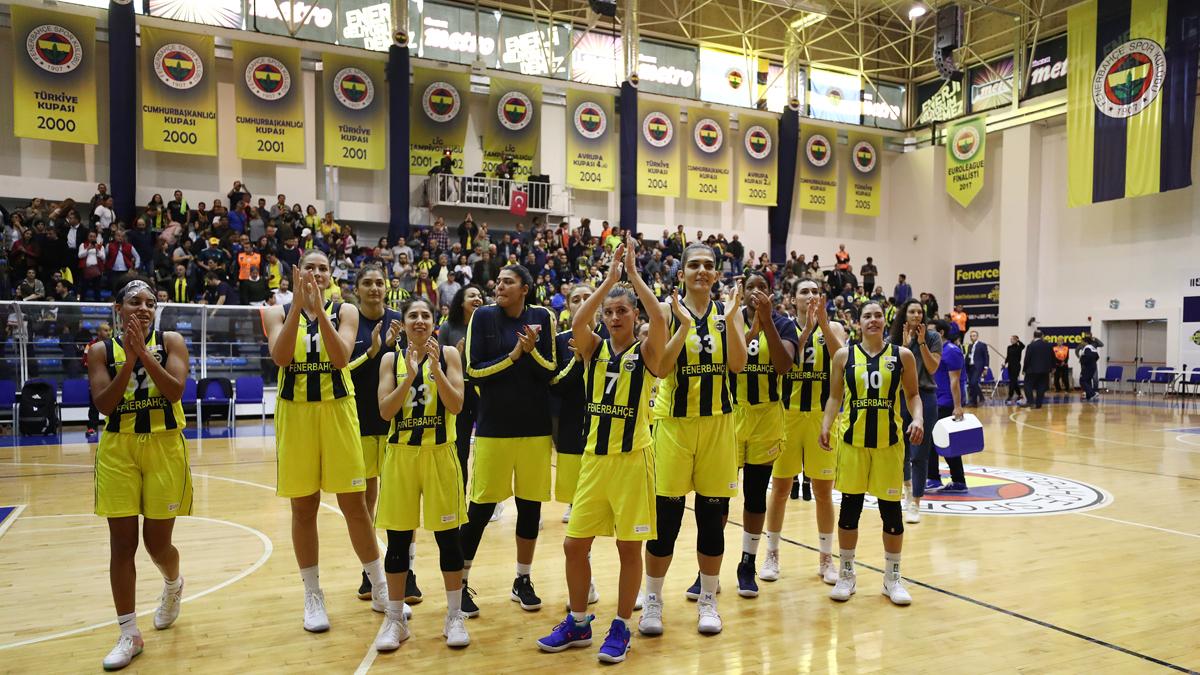 Potanın Kraliçeleri Olympiakos'u konuk ediyor