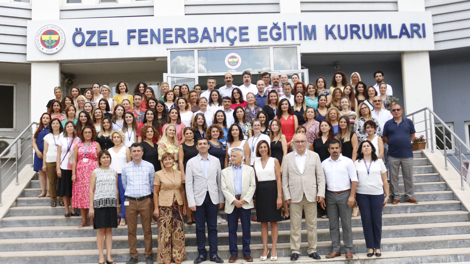 Fenerbahçe Koleji'nde mesleki eğitim seminerleri başladı