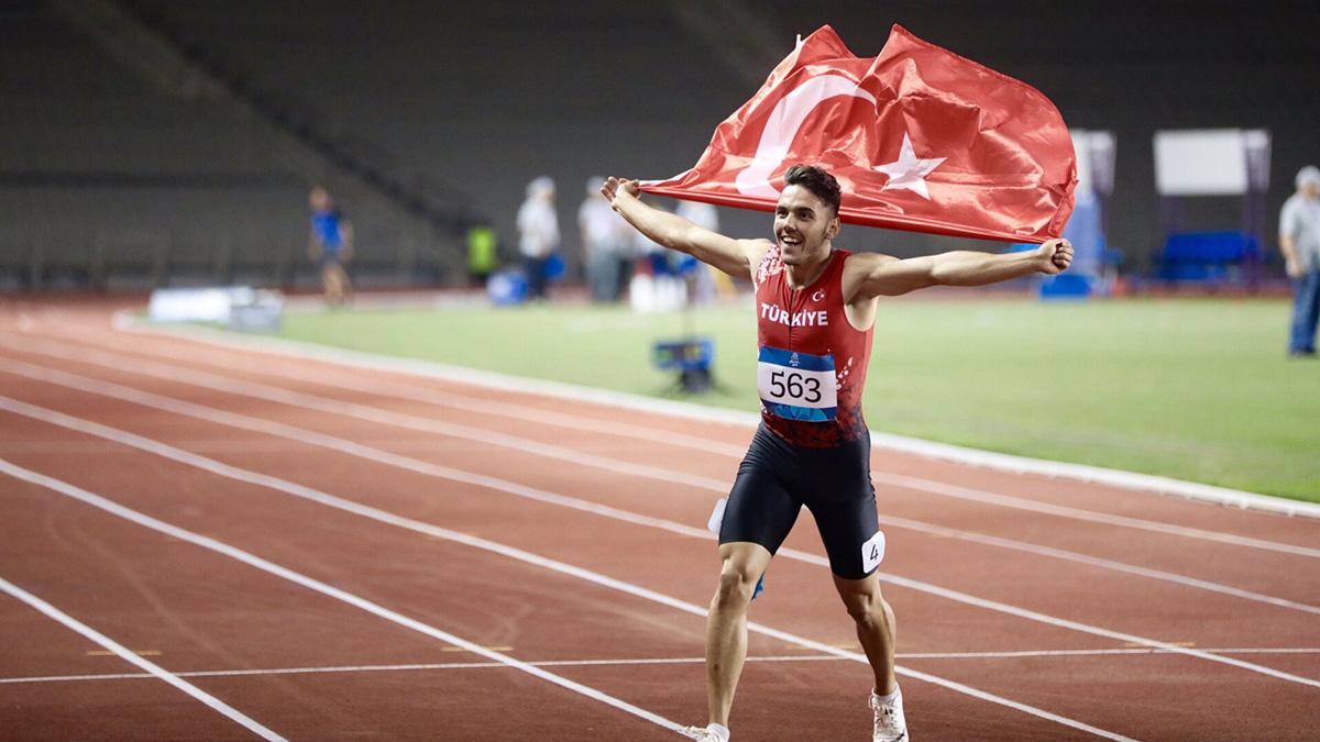 Atletlerimiz madalya kazanmaya devam ediyor