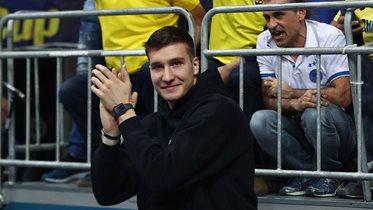 Bogdan Bogdanovic: Burada olmak her zaman çok güzel