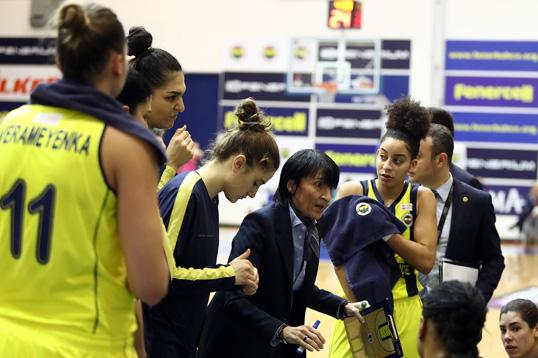 Fenerbahçe Kadın Basketbol Takımımız Çukurova Basketbol'a konuk oluyor