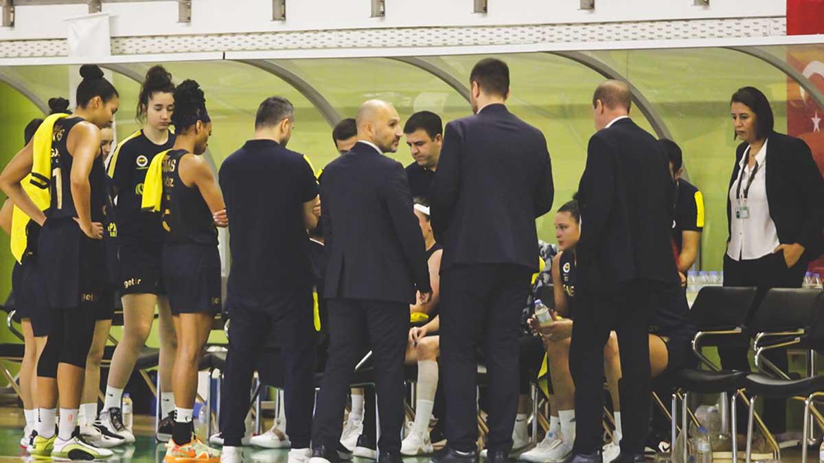 OGM Ormanspor 75-82 Fenerbahçe Safiport