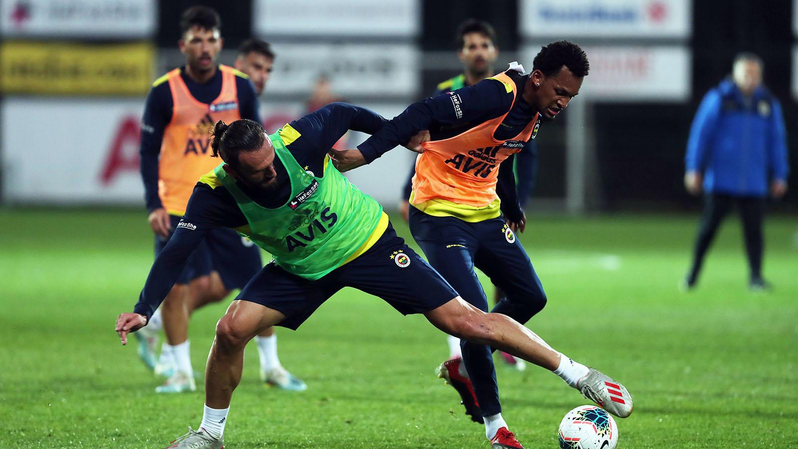 İttifak Holding Konyaspor maçı hazırlıkları başladı