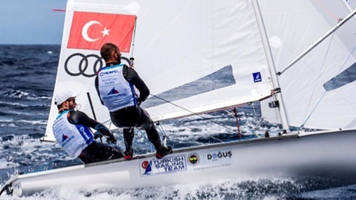 Ateş ve Deniz Çınar'a Olimpiyat kotası yolunda başarılar dileriz