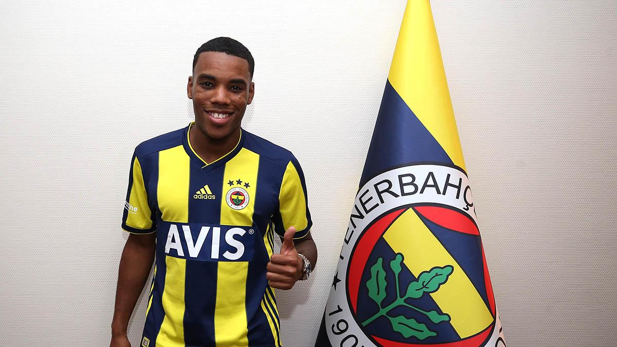 Garry Rodrigues Fenerbahçemizde
