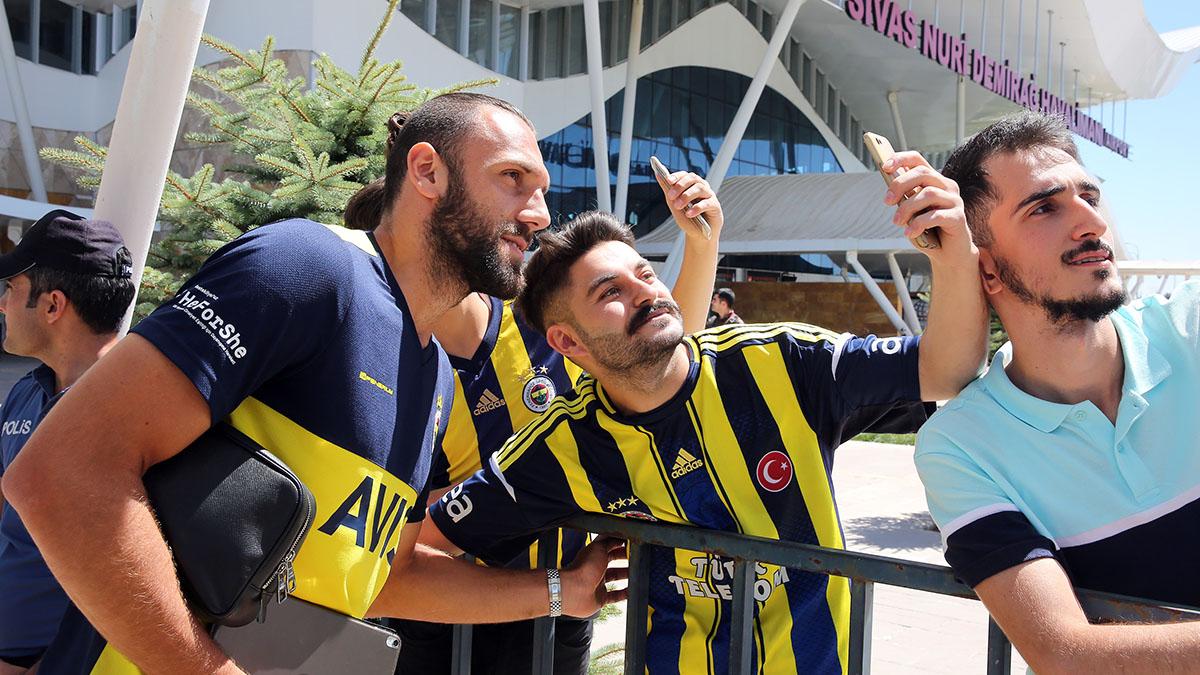 Fenerbahçemiz Sivas'ta