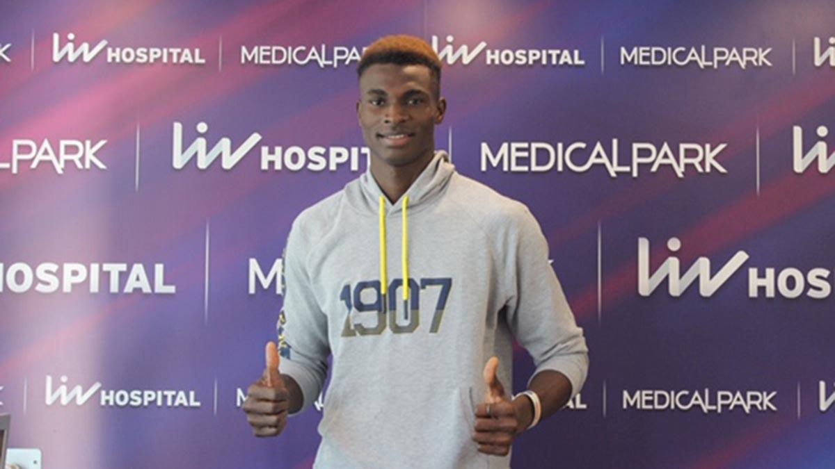 Cecilia Zandalasini ve Arinze Kelvin Nwachukwu sağlık kontrolünden geçti
