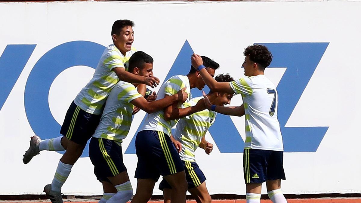 U14-U15-U16 takımlarımız ikinci haftayı da galibiyetle geçti