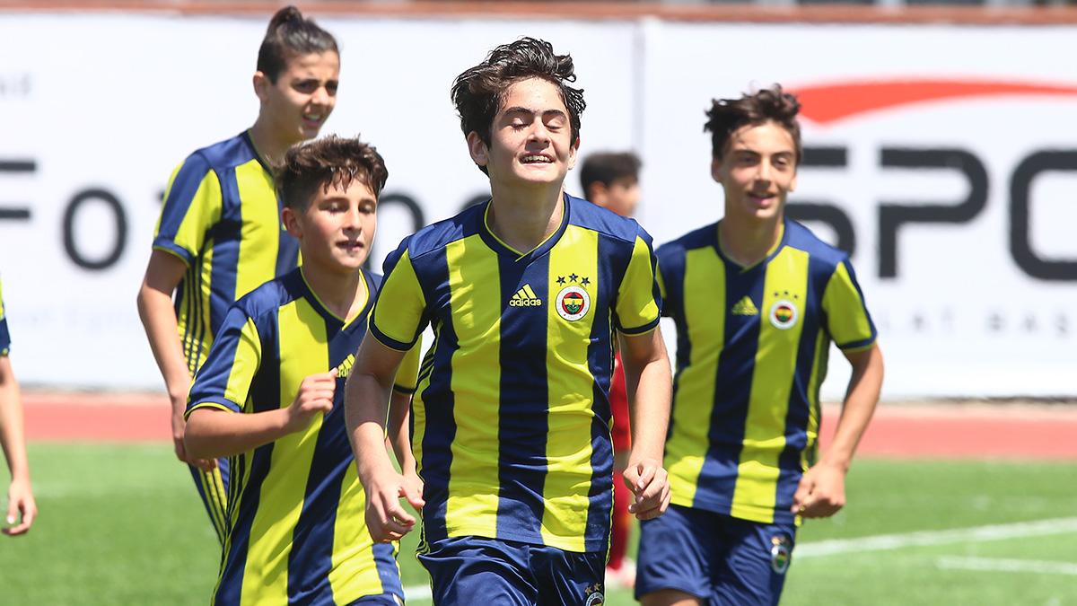 Fenerbahçe 5-3 Galatasaray (U-13)